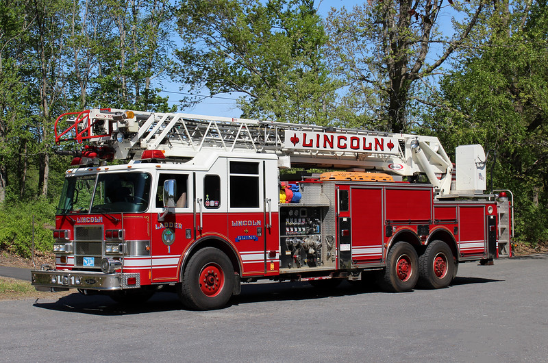 Lincoln Ladder 1