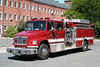 Ludlow Mass Engine 1 - 2002 Freightliner FL 80 / American LaFrance 1500/750/F