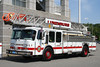 Lunenburg Mass Ladder 1 - 1988 E-One Hurricane 110' Aerial<br /> ** Former North Andover Ladder 1 - 2005 Refirb **