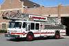 Lunenburg Mass Ladder 1 - 1988 E-One Hurricane 110' RMA <br /> ** Former North Andover - refurb 2005