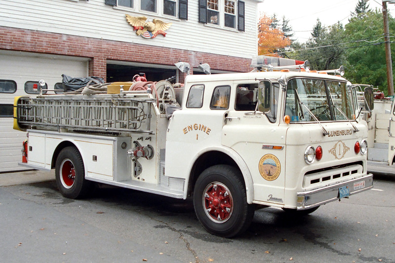 Lunenburg Former Engine 1