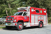 Lynnfield Mass Squad 4 - 1996 GMC Top Kick / E-One<br /> Former Lynn Rescue 1