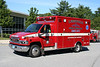 Lynnfield Mass Rescue 1 - 2006 GMC / Horton ALS Rescue Ambulance