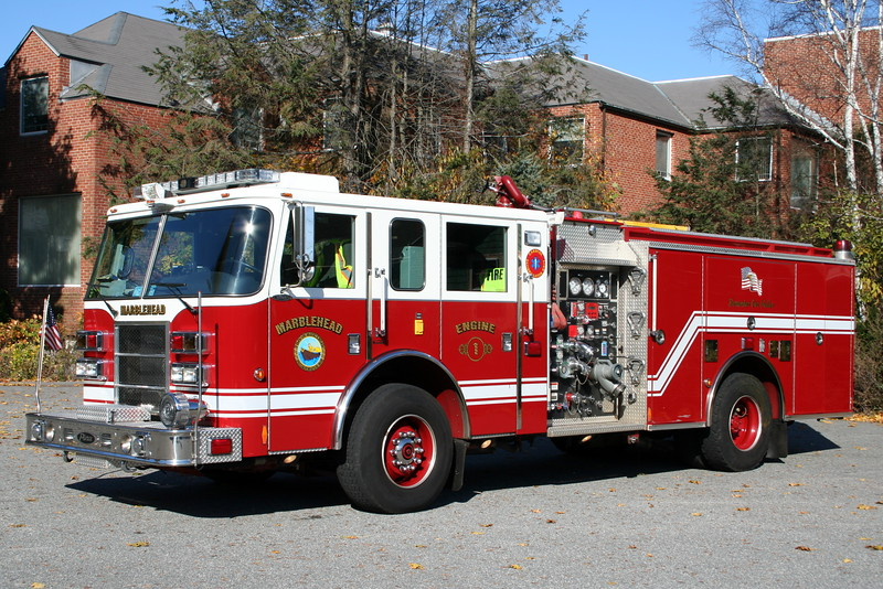 Marblehead Mass Engine 1 - 2006 Pierce 1500/500/25F