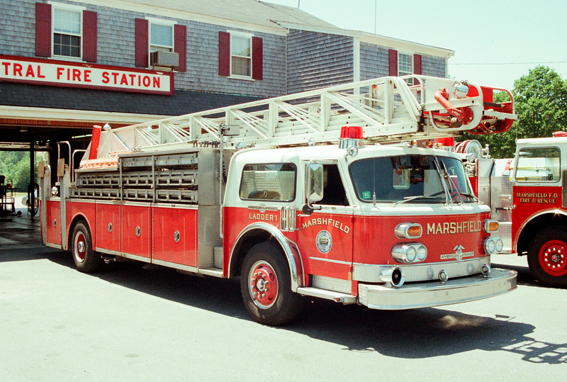 Marshfield Former Ladder 1