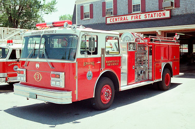 Marshfield Former Engine 3