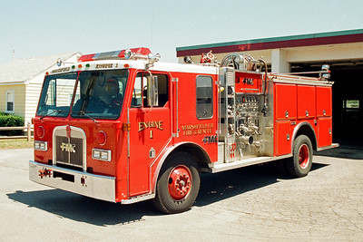 Marshfield Former Engine 1