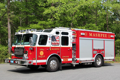 Mashpee Engine 351