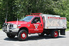 Mass Forest Fire Control Patrol 4-2 - 2003 Ford F-550 4x4  / Fouts 150/500