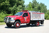 Massachusetts DCR Patrol 4-2: 2005 Ford F-550/Fouts 4x4 150/500