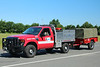 Mass Dept of Conservation & Recreation Patrol 9-1: 2008 Ford F-350 250/250 with trailer.