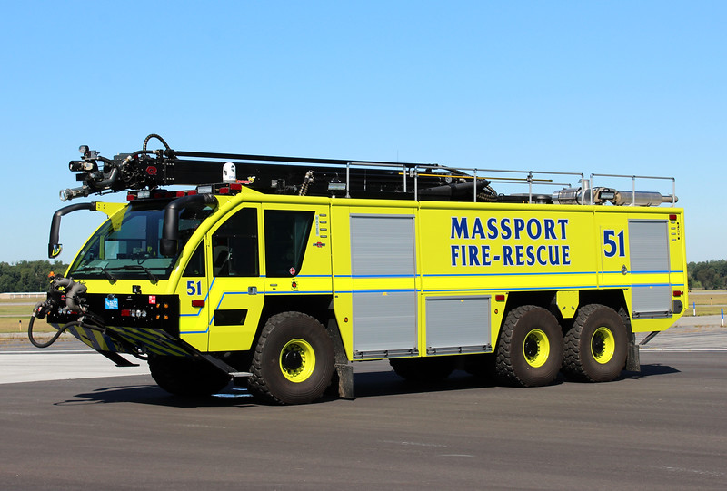 Massport Engine 51