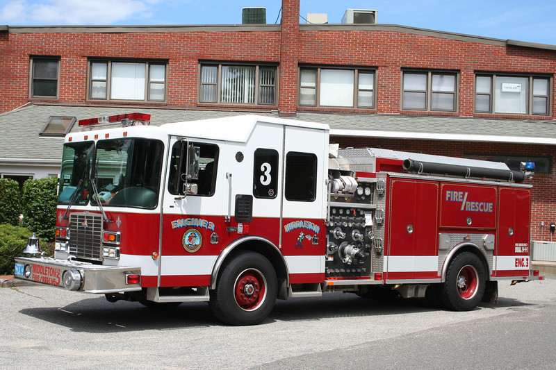 Middleton Mass Engine 3 - 2002 HME / Ferrara 1750/1000
