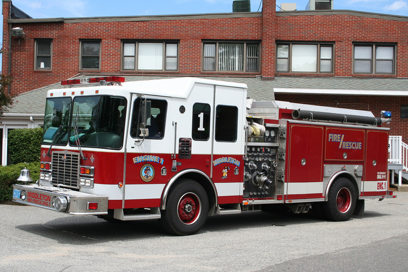 Middleton Mass Engine 1 - 2002 HME / Ferrara 1750/1000
