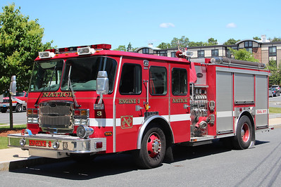 Natick Mass Engine 3 - 2005 E-One Typhoon 1500/750