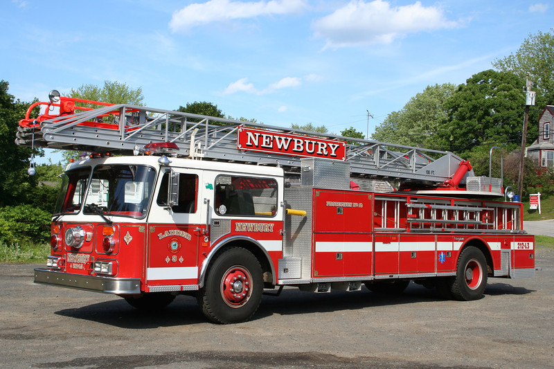 Newbury Former Ladder 3