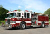 Newbury Mass Engine 9 - 1995 Pierce Dash 2000/750/40<br /> purchased from Yardley/Makefield, PA in 2005