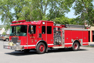 North Adams Engine 3
