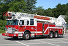 North Andover Mass Ladder 1 - 2011 Pierce Arrow XT 100' Aerial