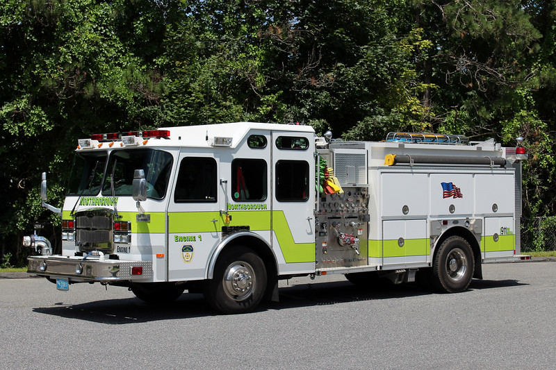 Northborough Engine 1