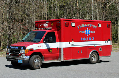 Phillipston Ambulance 1