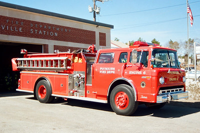 Plymouth Former Engine 6