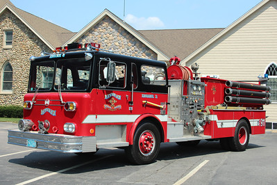 Raynham Mass Engine 3- 1982 Maxim-F 1250/1000 ** Replaced in 2013