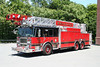 Reading Mass Ladder 1 - 2008 Seagrave 100'  Aerial.