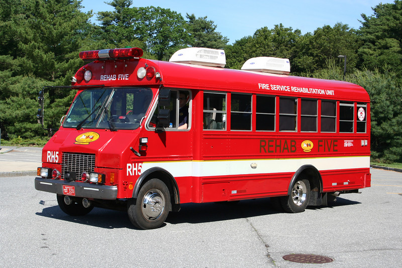 Rehab 5 Unit 5-2: 1995 Carpenter Bus