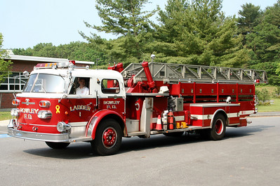 Rowley Mass Former Ladder 1
