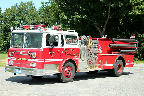 Rutland Engine 3