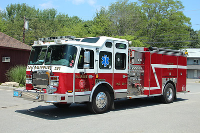 Salisbury Engine 201