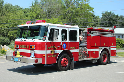 Salisbury Engine 3