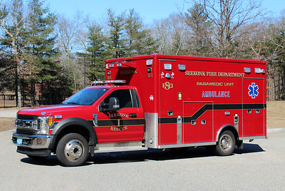 Seekonk Rescue 1
