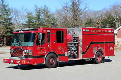 Seekonk Engine 1