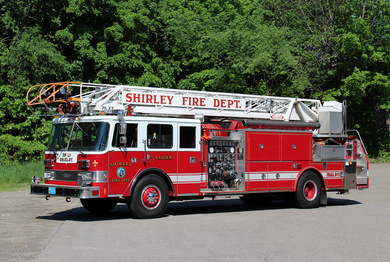 Shirley Ladder 1
