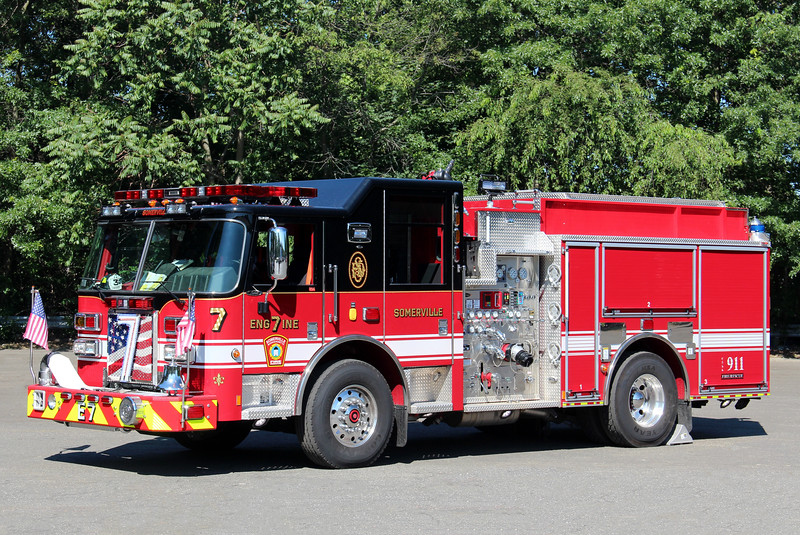 Somerville Engine 7