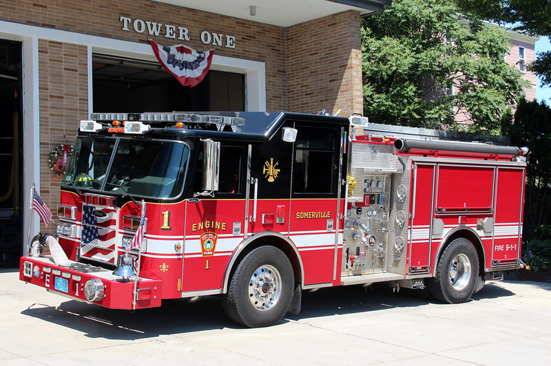 Somerville Engine 1