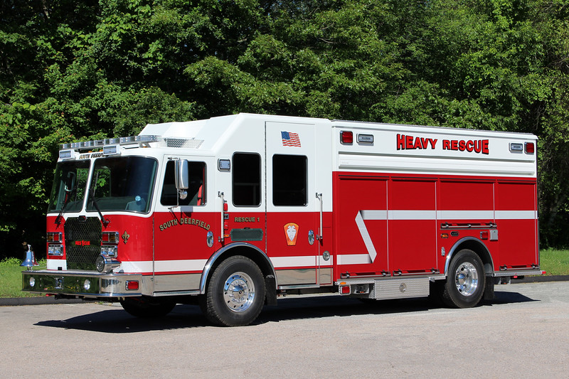 South Deerfield Rescue 1