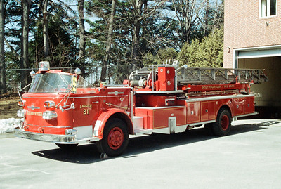 Southborough Former Ladder 21