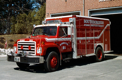 Southborough Former Rescue 21