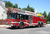 Stoneham Mass Ladder 1 - 1995 E-One Hurricane 1250/450/100' Aerial