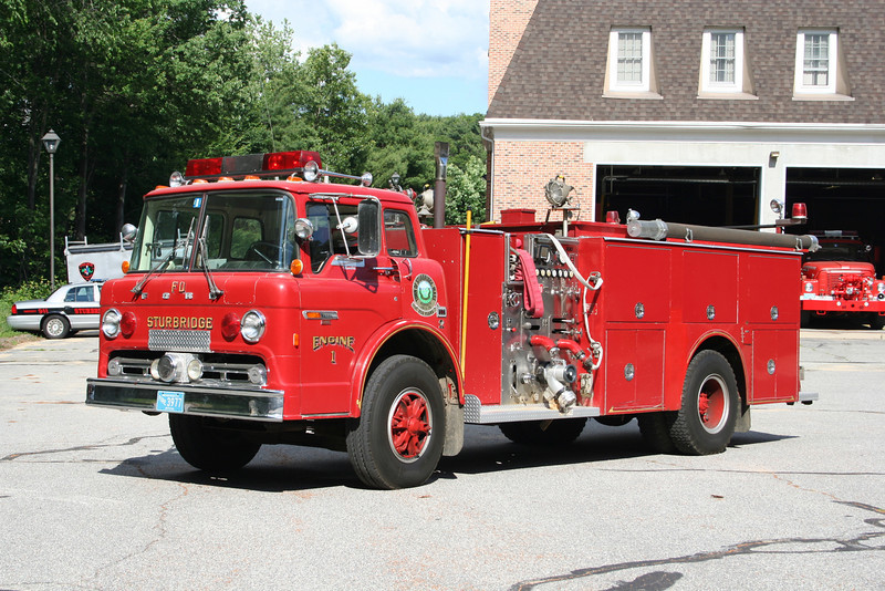Sturbridge Former Engine 1