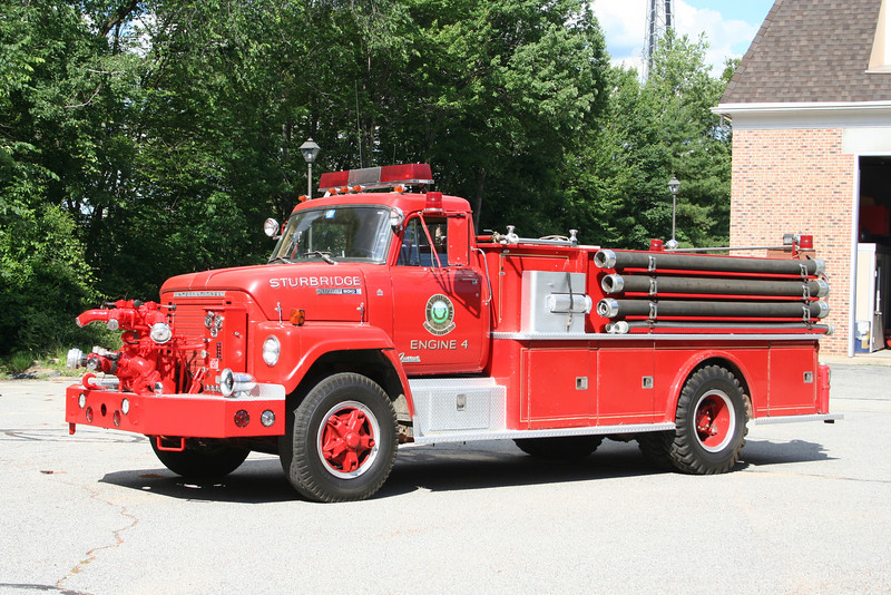 Sturbridge Former Engine 4