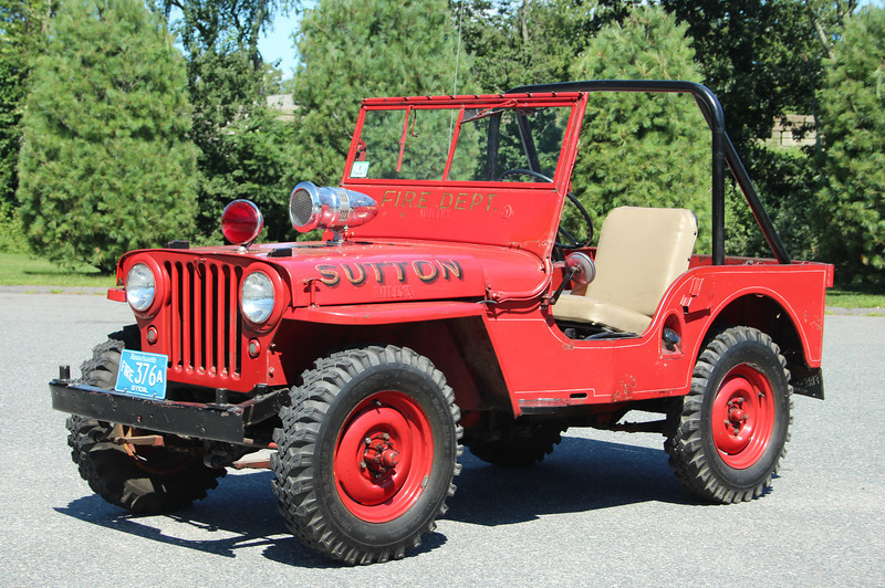 Sutton Jeep