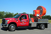 Sutton Mass Mobile Vent Unit 1 - 2012 Ford F-350 / Brigam Industries / Tempest 125,000CFM Fan Truck. It really blows! ;)