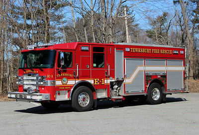 Tewksbury Engine 1
