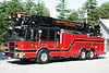 Townsend Mass Ladder 1 - 2009 KME 100' Aerial.