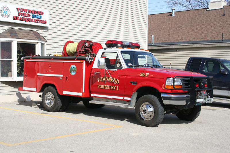 Townsend Mass Forestry 1- 1995 Ford F-350 4x4 250/250