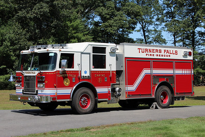 Turners Falls Engine 1